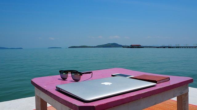 Working Seaside