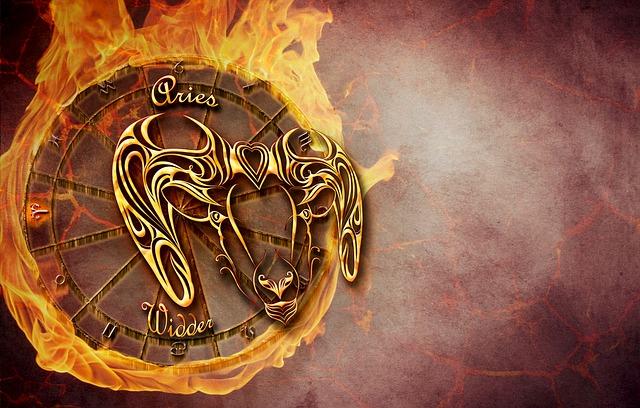 aries zodiac sign