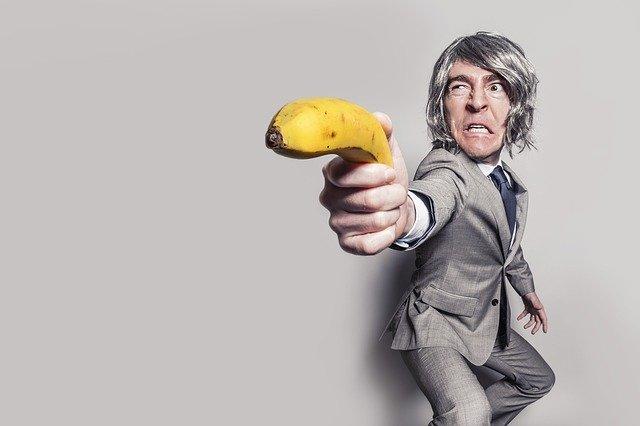 Man Banana
