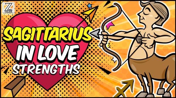 Sagittarius in love