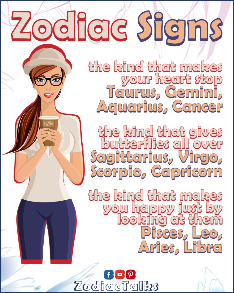 Zodiac Signs - Beauty