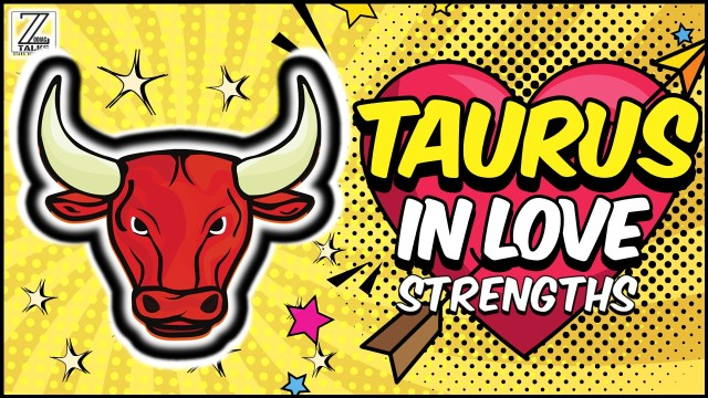 taurus in love