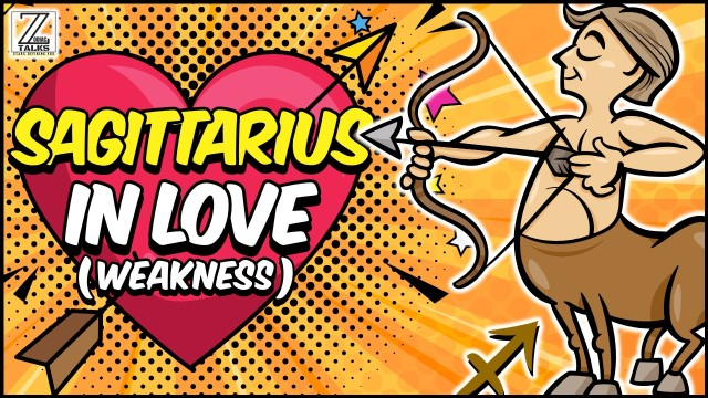 SAGITTARIUS IN LOVE AND RELATIONSHIP - WEAKNESSES