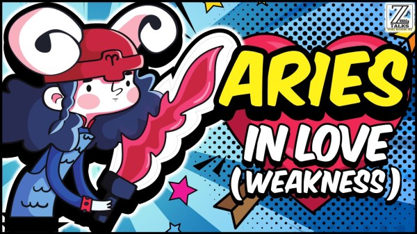 ARIES IN LOVE AND RELATIONSHIPS - WEAKNESSES