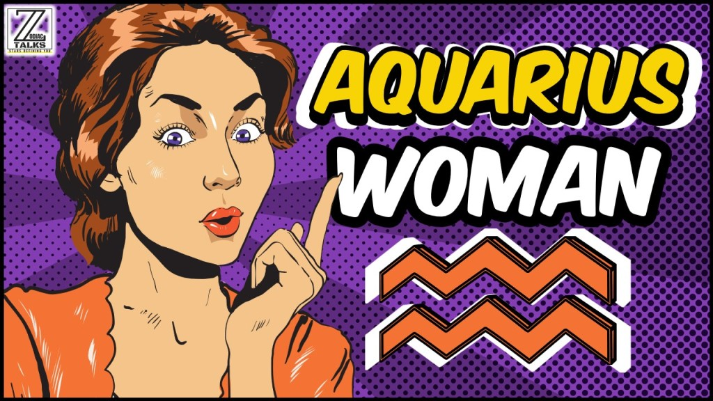 UNDERSTANDING AQUARIUS WOMAN