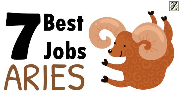 aries best jobs