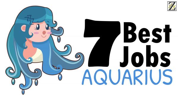 aquarius best jobs