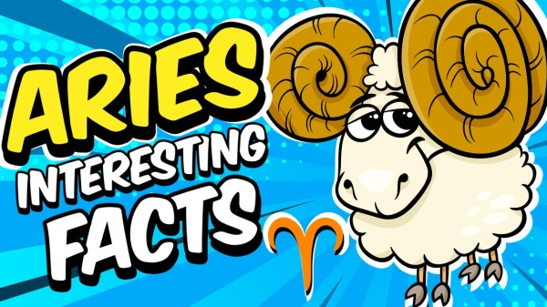 INTERESTING FACTS ABOUT ARIES ZODIAC SIGN