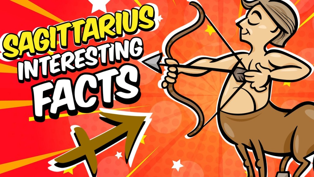 INTERESTING FACTS ABOUT SAGITTARIUS ZODIAC SIGN
