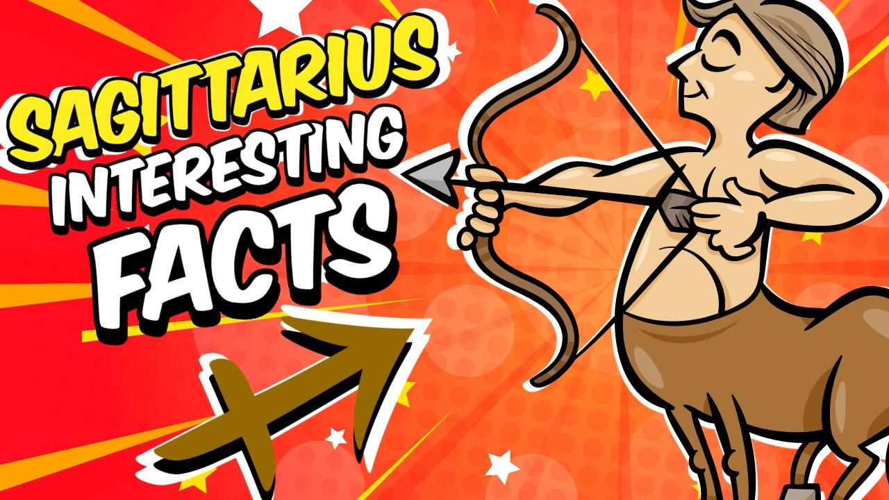 INTERESTING FACTS ABOUT SAGITTARIUS ZODIAC SIGN