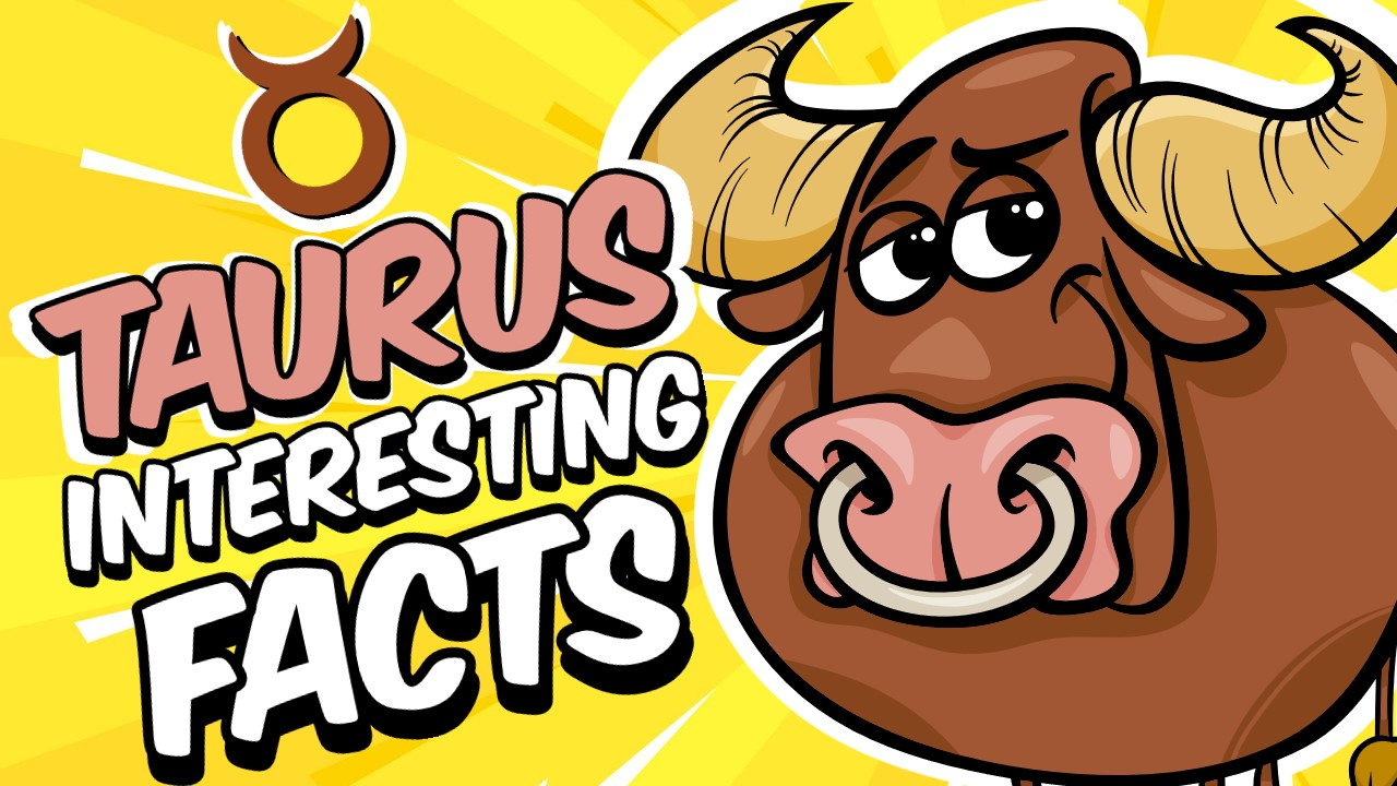 INTERESTING FACTS ABOUT TAURUS ZODIAC SIGN