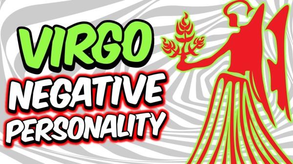 5 NEGATIVE PERSONALITY TRAITS OF VIRGO ZODIAC SIGN EXPLAINED