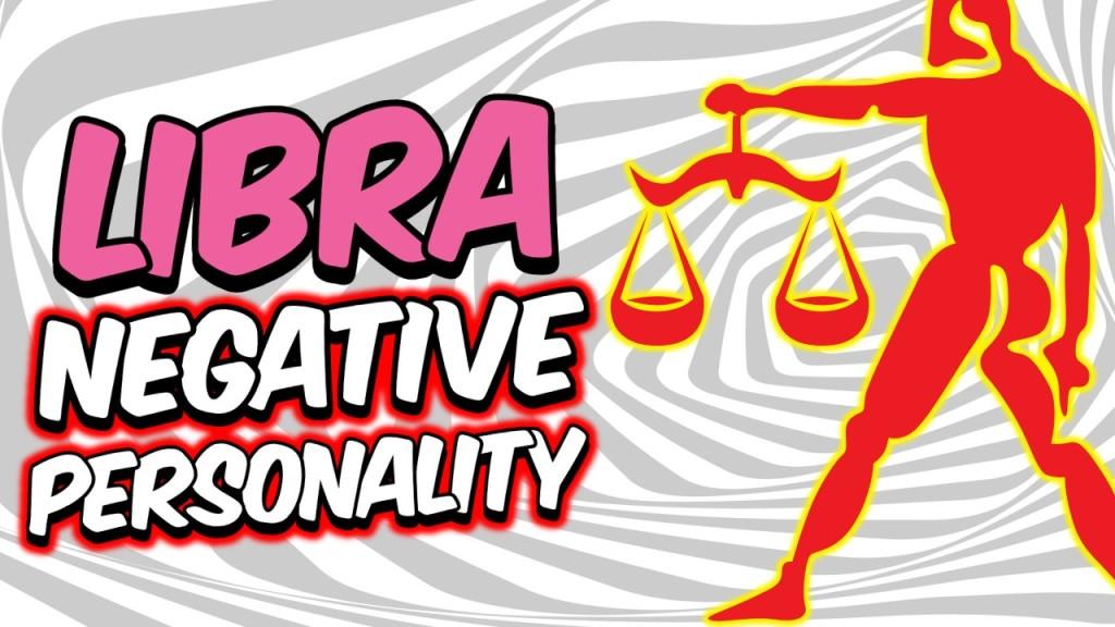 5 NEGATIVE PERSONALITY TRAITS OF LIBRA ZODIAC SIGN EXPLAINED