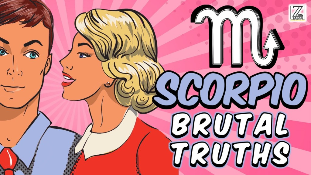 LOVE LIFE WITH SCORPIO WOMAN & 5 BRUTAL TRUTHS