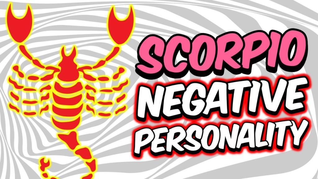 Scorpio zodiac traits and personality