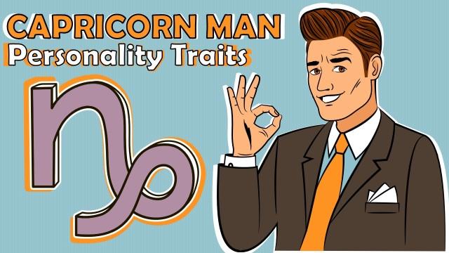 Personality Traits of Capricorn Man