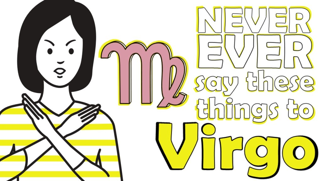 About virgos things Things About
