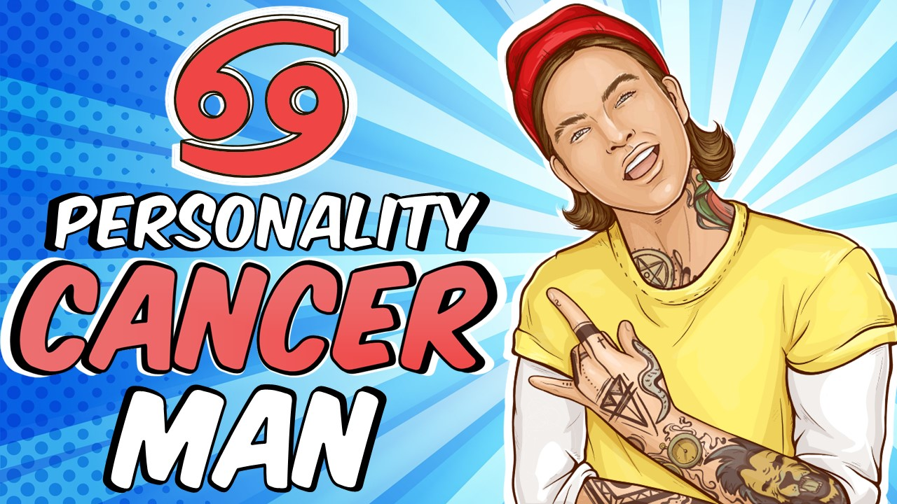 Personality Traits of Cancer Man