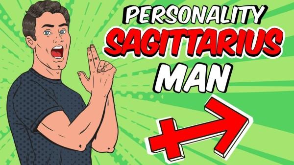 Personality Traits of Sagittarius Man