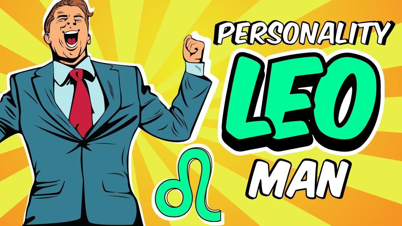 Personality Traits of Leo Man