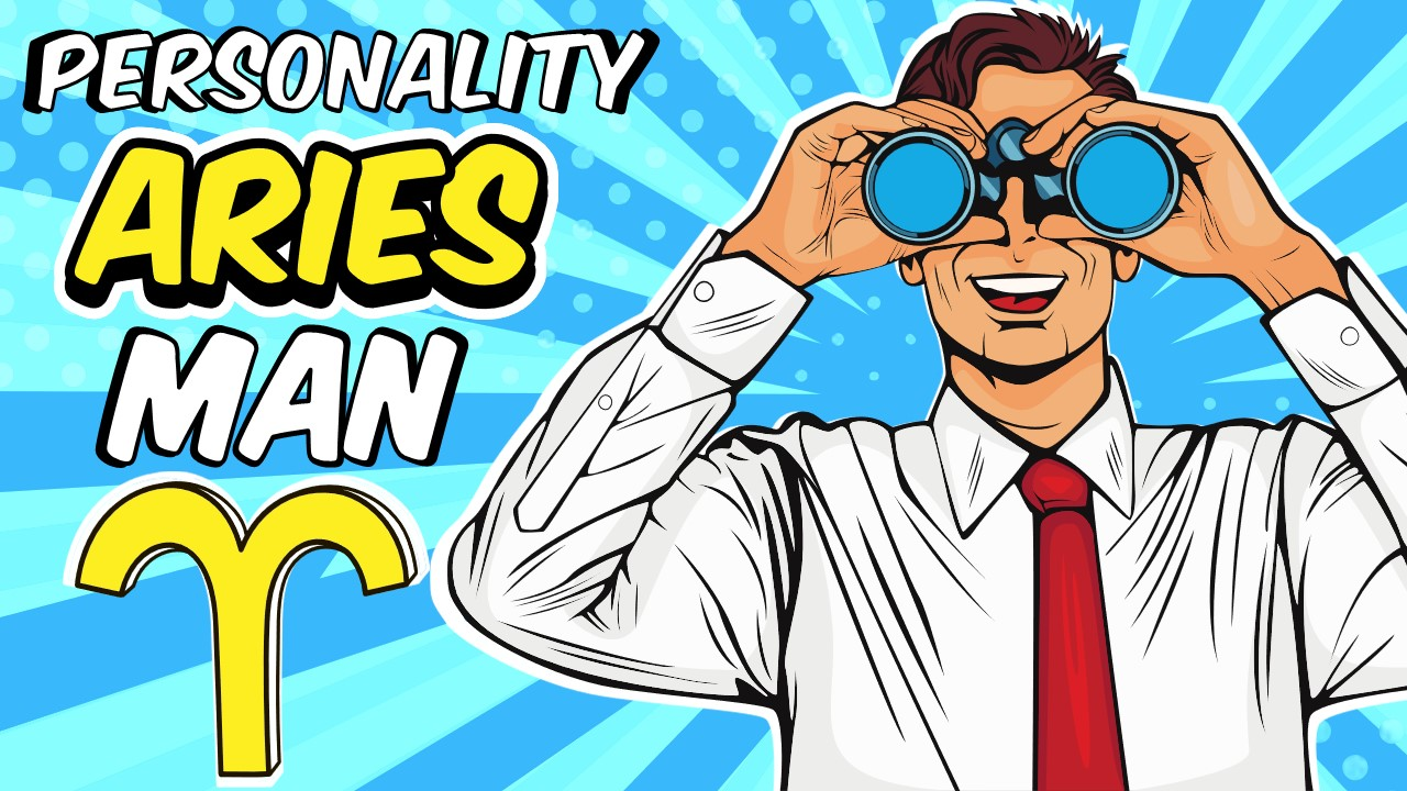 Personality Traits of Aries Man