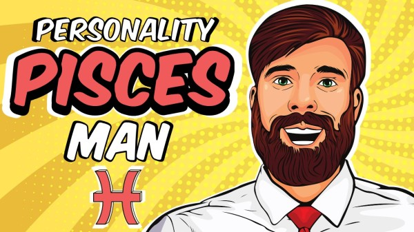 Personality Traits of Pisces Man