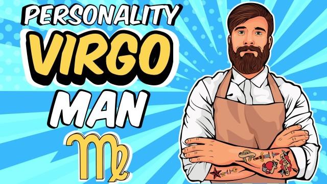 Personality Traits of Virgo Man