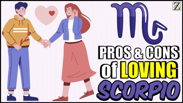 PROS AND CONS OF LOVING A SCORPIO