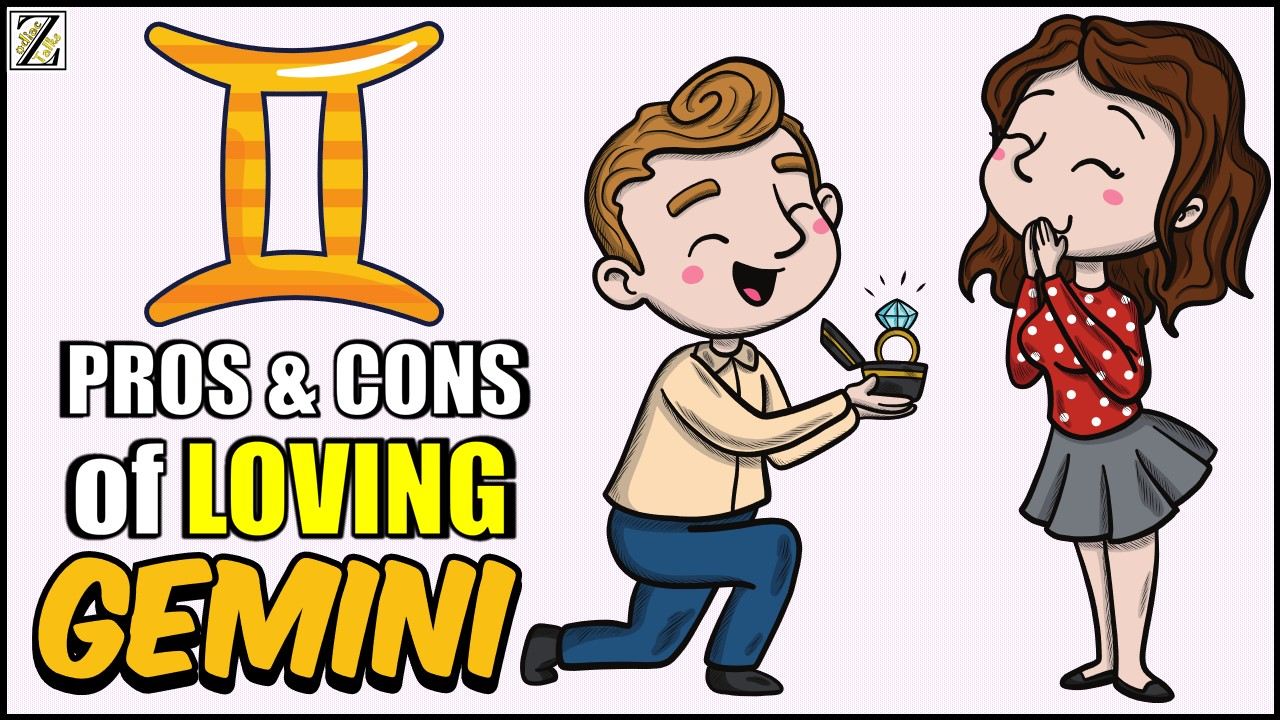 PROS AND CONS OF LOVING A GEMINI
