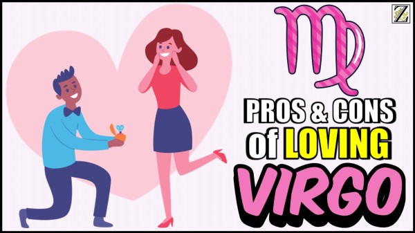 PROS AND CONS OF LOVING A VIRGO